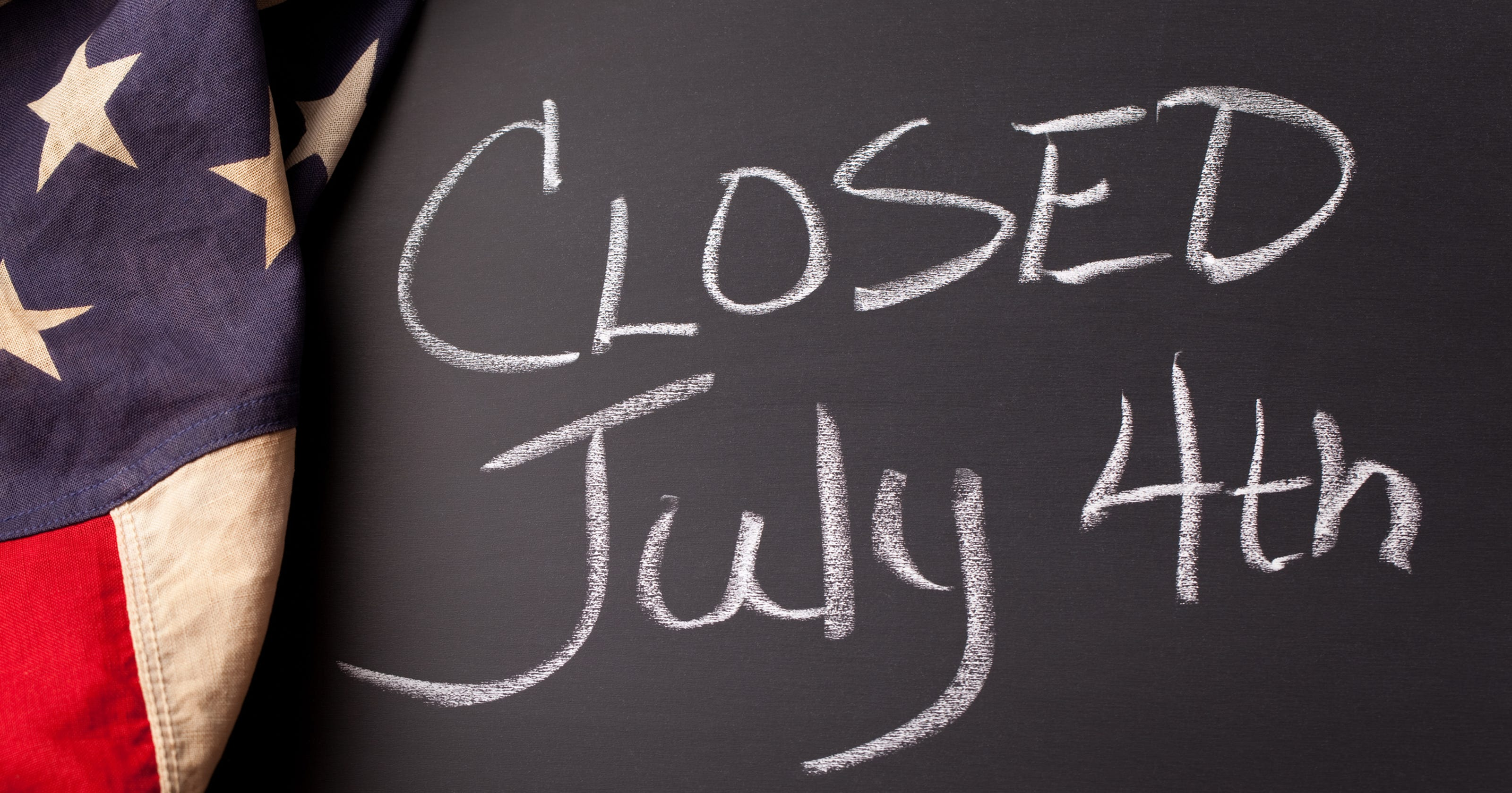July 4th Independence Day: What's open and closed?