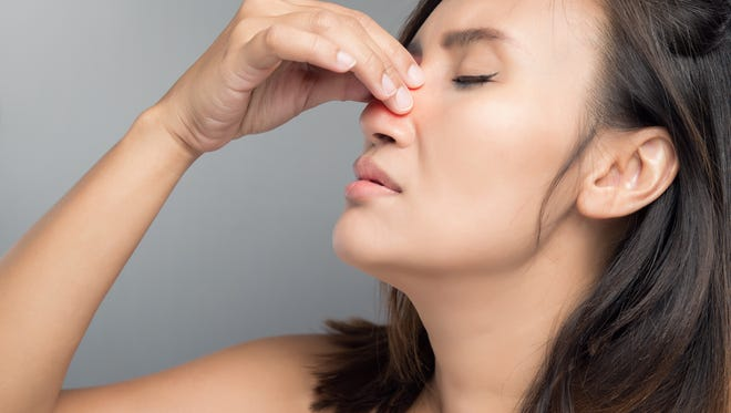 There is a difference between acute and chronic sinusitis.