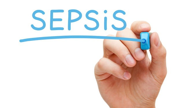 Sepsis is a medical emergency. Each year, more than 1.5 million Americans get sepsis, according to the national Centers for Disease Control and Prevention; more than 250,000 of them die from it.