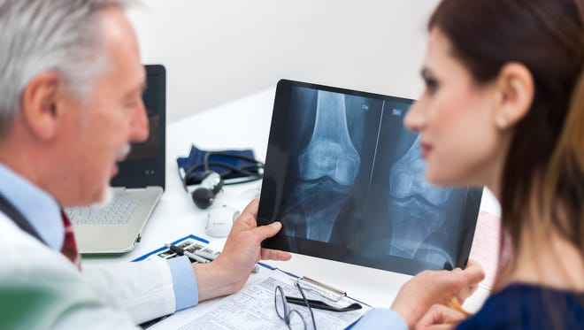 Osteoporosis screenings are recommended for women age 65 and older,