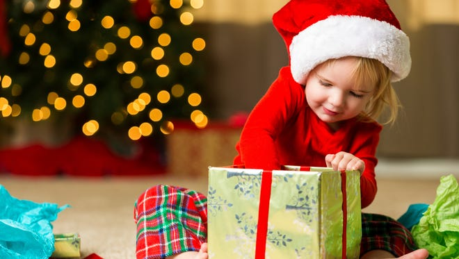 Want to see a smile on your child's face? Watch Facebook Live for gift ideas.