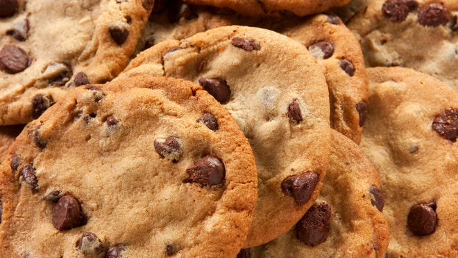 One out of three people surveyed said chocolate chip cookies best describe their state.