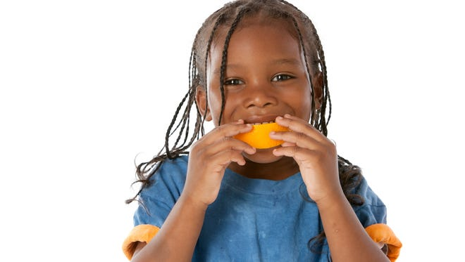 Choose healthy food for your kids this holiday season.