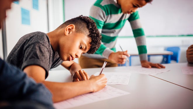 Boys lag more in reading than girls do in math and science. But what are we doing to help them?