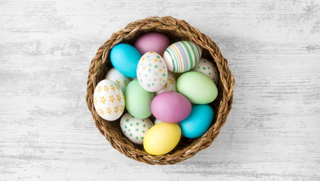 Easter eggs are a pretty key part of Easter celebrations.