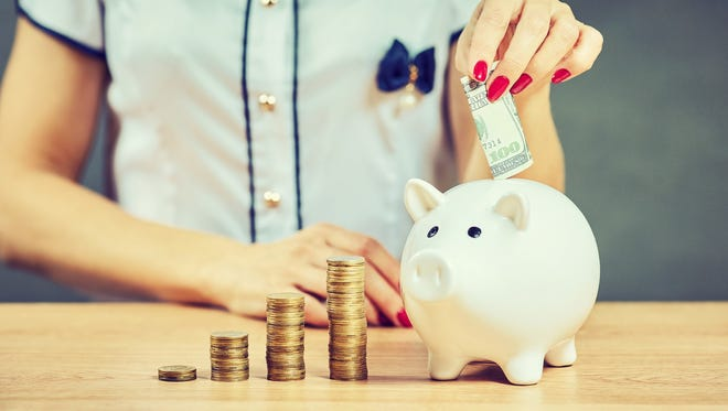 Certificates of deposit are hassle-free like a piggy bank, but offer higher interest rates than checking and savings accounts.