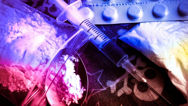 Drug overdose deaths hit record 72,000 in U.S. last year. See New York's death toll