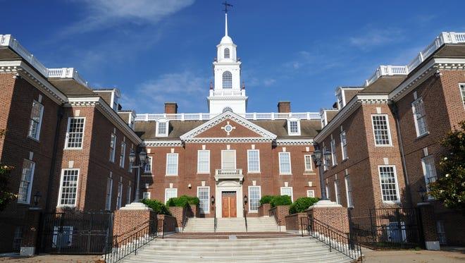 Delaware Legislative Hall, Dover