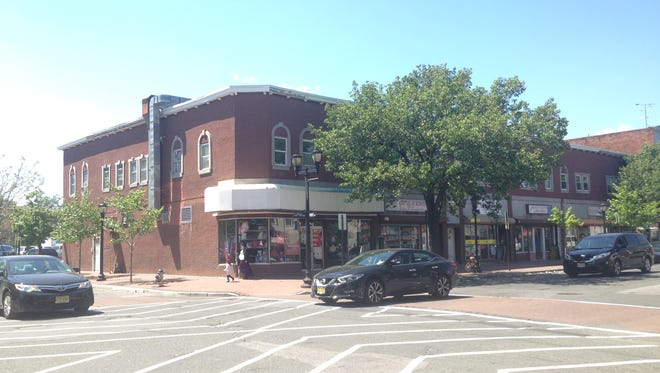 A local developer wants to replace this building at the corner of Clifton Avenue and First Street in downtown Lakewood with a 5-story retail and office complex.