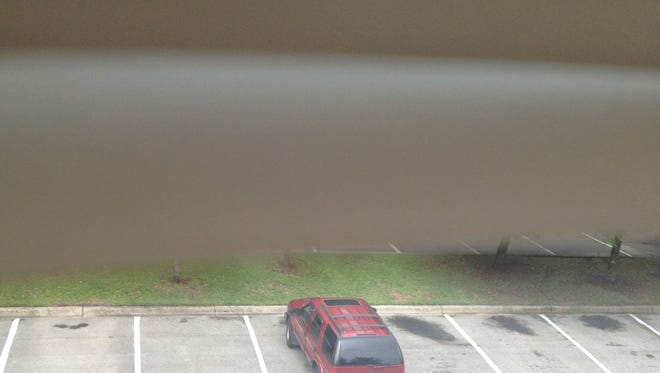 The Tallahassee Police Department are looking for this vehicle. The driver is possibly involved.