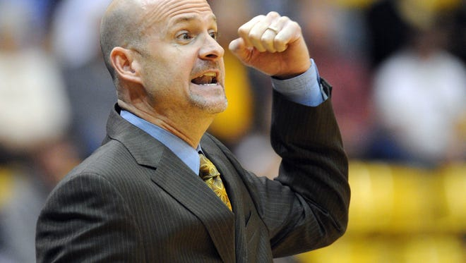 Andy Kennedy will be looking to replace assistant coach Al Pinkins, who has taken a job at Tennessee.