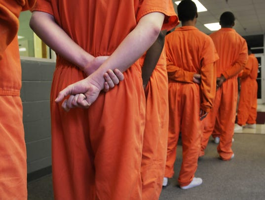 juveniles in prison Educating juveniles in adult jails: a program guide 9 forward the  juveniles who are held in an adult jail or prison as.