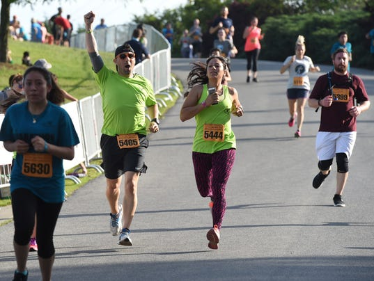 2017 Walkway Marathon