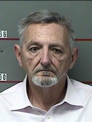 Nashville Judge Casey Moreland was booked into the