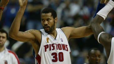 Detroit Pistons G.O.A.T. list: Rasheed bowls you over, just misses cut