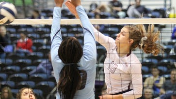 New faces, same game for St. Thomas More volleyball