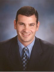 Pittsford Superintendent Michael Pero