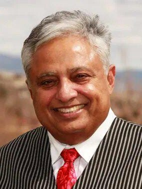 Rajan Zed, a Nevada-based Hindu cleric, is to give the invocation during the Canton City Council meeting Tuesday night.