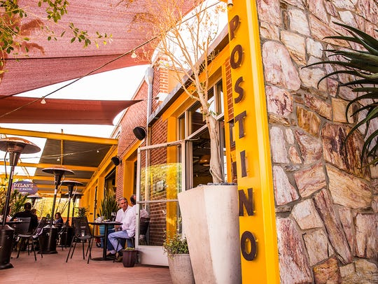 The Arcadia location of Postino WineCafe.