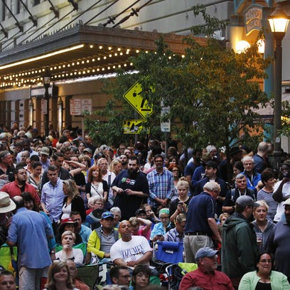 Jazz may be the least popular music genre, but the Rochester jazz festival rocks