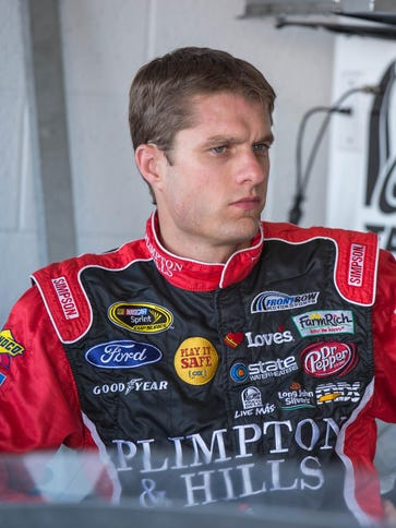 David Ragan will shift from Front Row Motorsports to