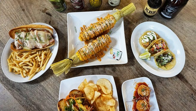 Izzy's Pantry at DeSoto Central Market in Phoenix specializes in global street food options.