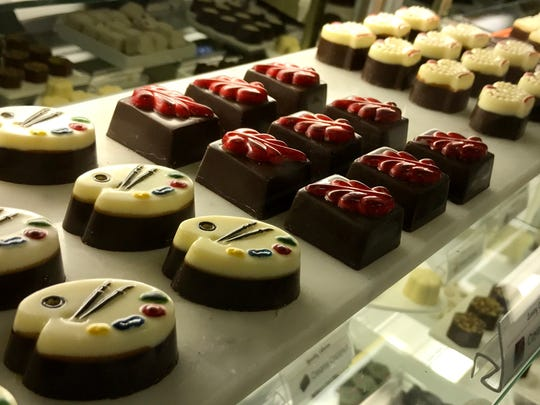 Dolce Mar is a gourmet chocolate shop that opened Memorial Day weekend 2015. The store offers a variety of truffles along with other decadent chocolate treats, such as coconut clusters and turtles.