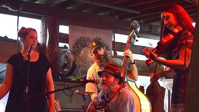Cary Hudson and the Piney Woods Players will perform Friday at the New Orleans Jazz and Heritage Festival.