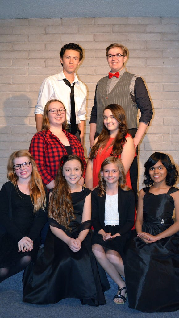 Kids-N-Co. will perform a Christmas Spectacular on