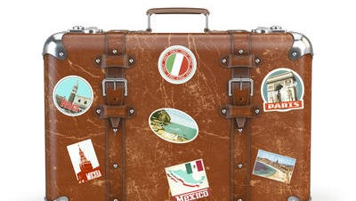 Travelers still use travel agents for extended itineraries.