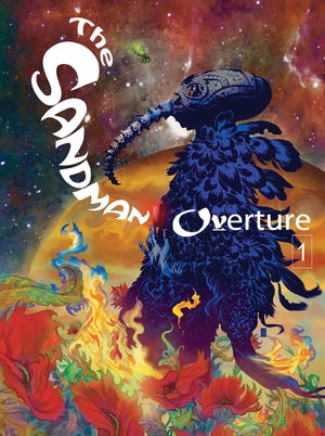 The first issue of 'The Sandman: Overture' is on sale now.