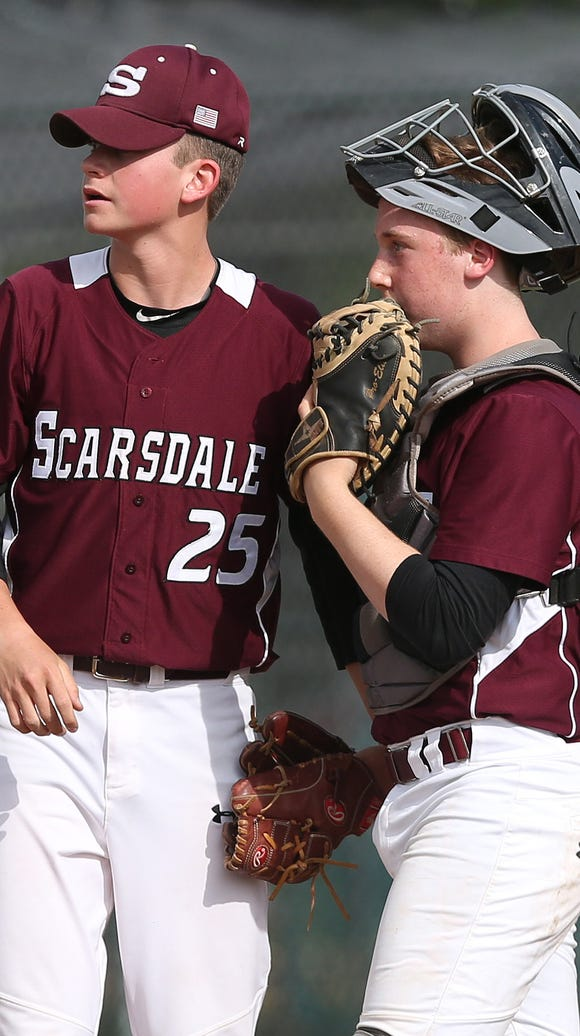 Arlington and Scarsdale in Section 1 baseball playoffs