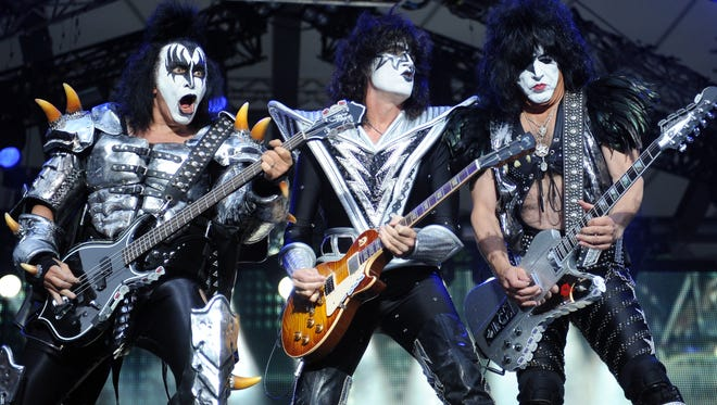 Kiss and Def Leppard are joining forces for a summer tour.