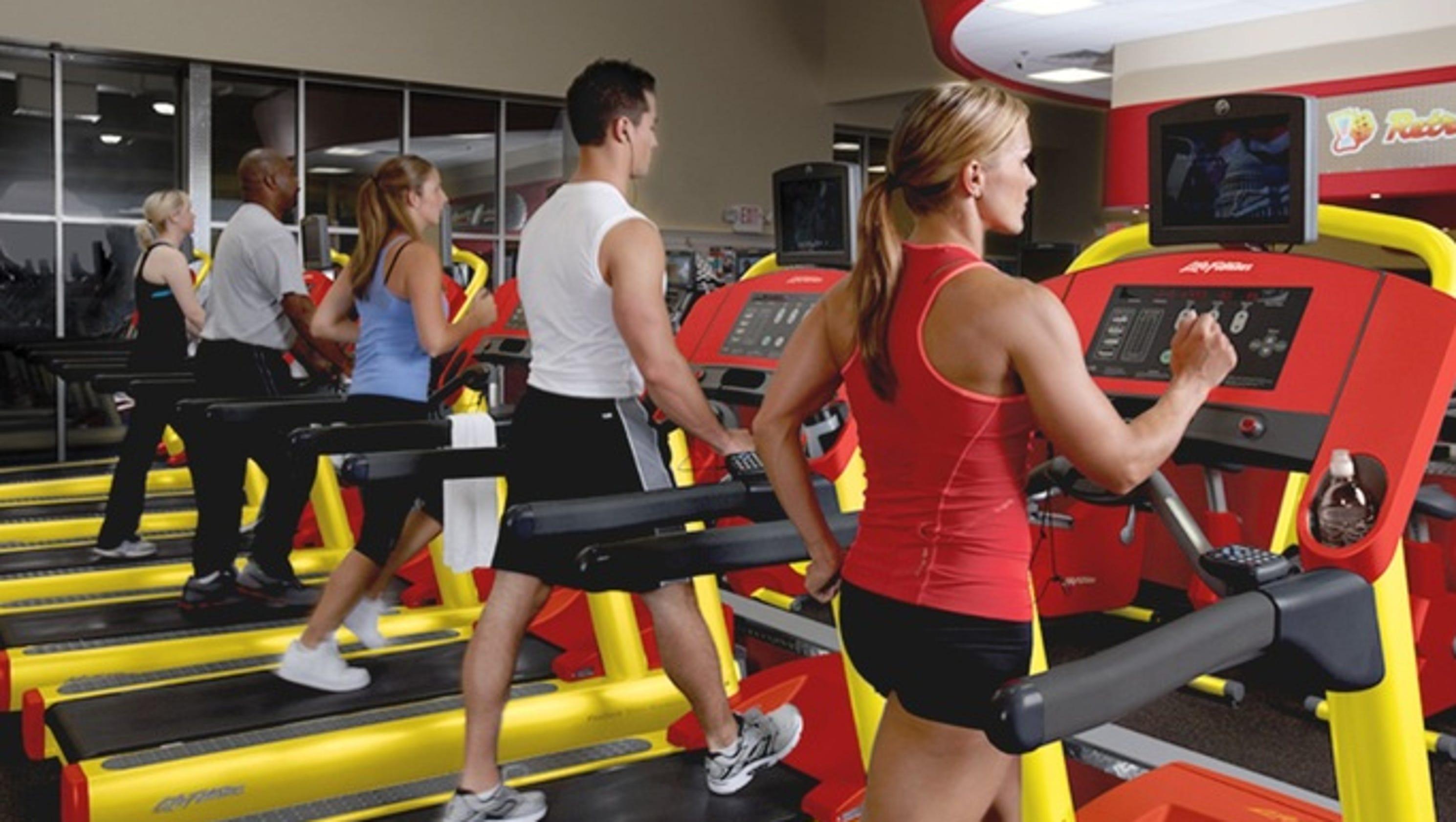 Gym membership giveaway for Gimnasio 60 entre 8 y 9