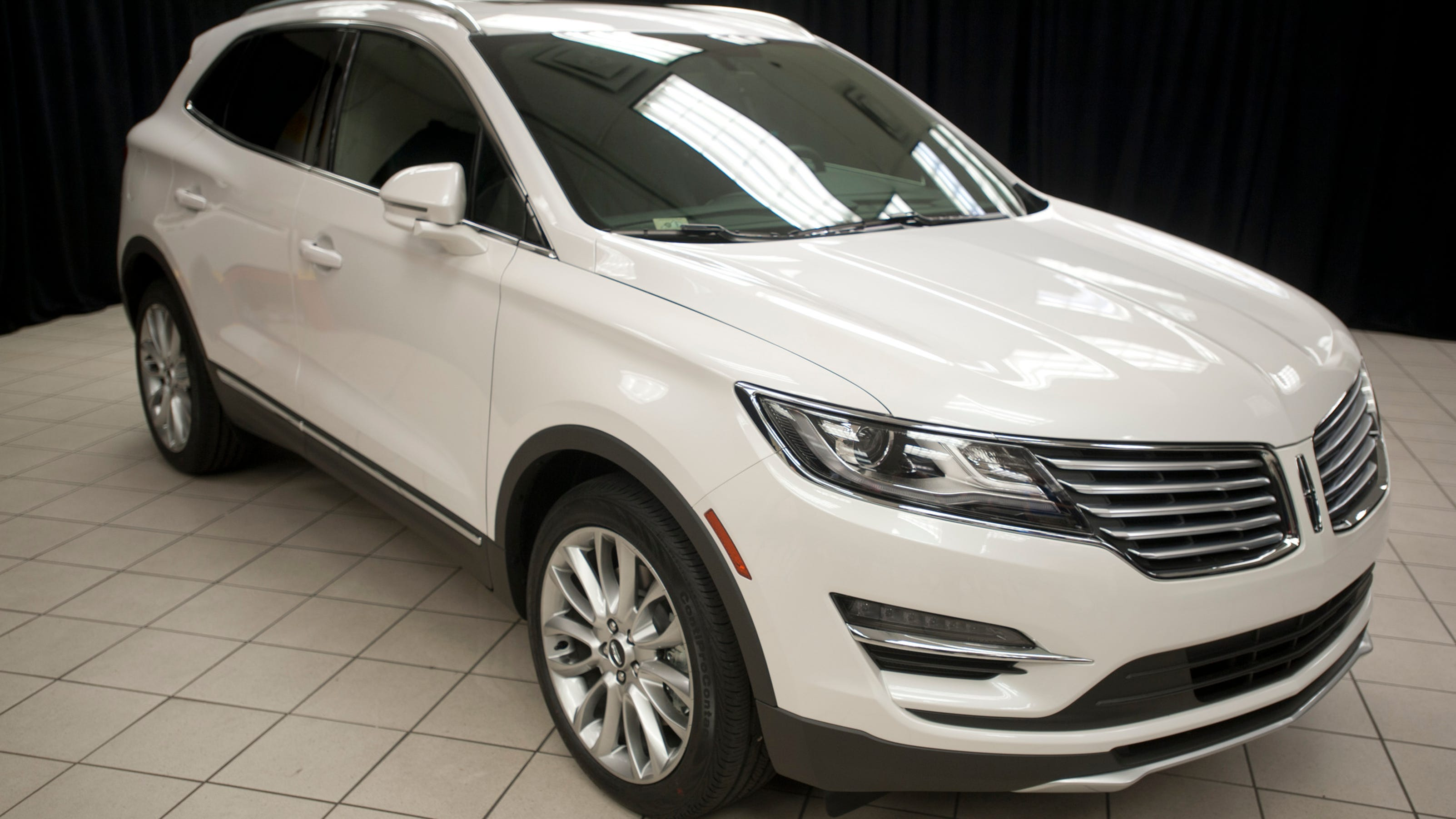 Ford has added employees in louisville to build lincoln mkc for Ford motor company employee login