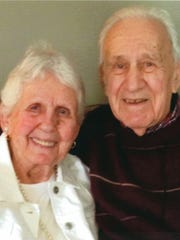 Harry and Shirley Prentis of South Lyon celebrate 70