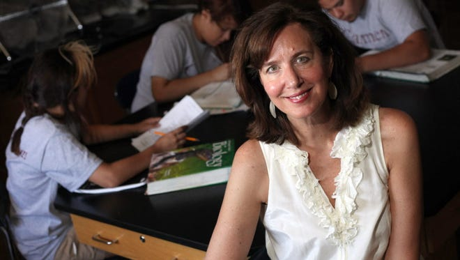 Patricia Hoben is head of schools of Carmen Schools of Science and Technology.