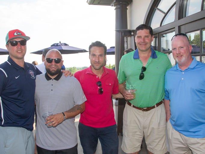 John Eitner, Justin Leonard, Rich Nichaelski, John