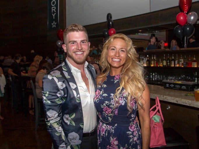 Ryan Davila, Heather Vitale. Meadowlands Racetrack