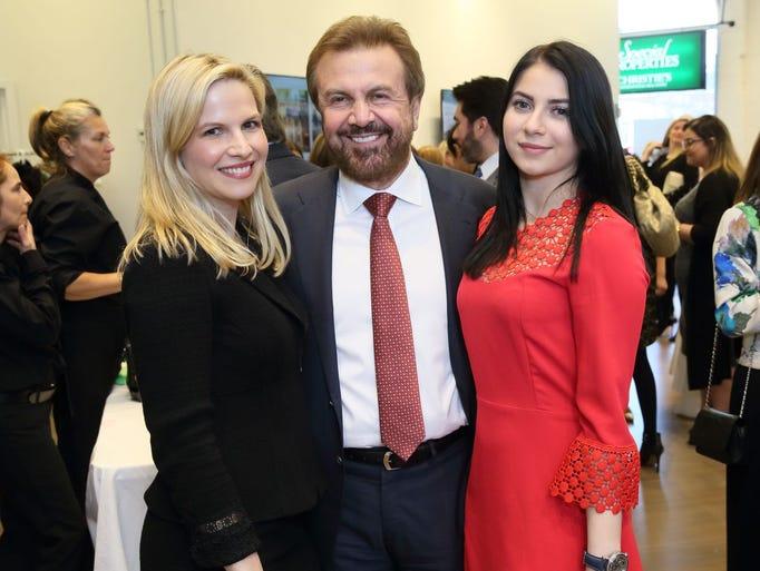 Sonja Cullaro; Ilija Pavlovic; Kristina Pavlovic. Grand