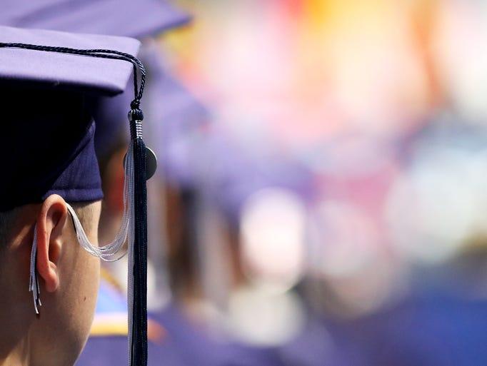Xavier University held Graduation   Ceremonies at the