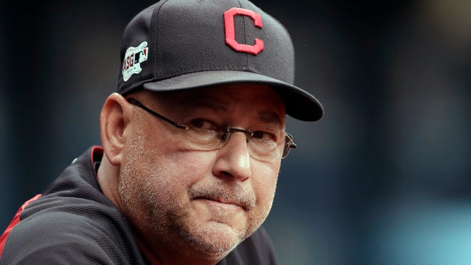 Indians manager Terry Francona was hospitalized this season after undergoing surgery for a gastrointestinal issue and then dealing with blood clotting complications.