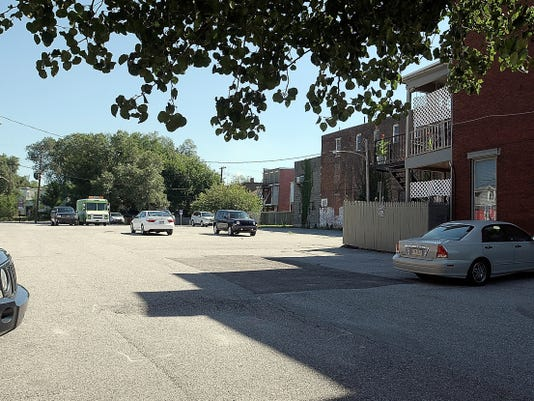 Royal Square hopes to acquire two lots from the city as the organization continues its efforts to revitalize the neighborhood.