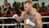 That sparring footage everyone's been looking for? Well, it's starting to leak. And Conor McGregor does seem to land pretty clean on Paulie Malignaggi.