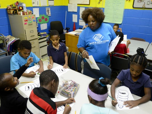 The Boys and Girls Club of the Emerald Coast outgrowing their Pensacola location