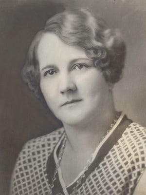 Maude Yagle. From the collection of Alison Kreitzer.