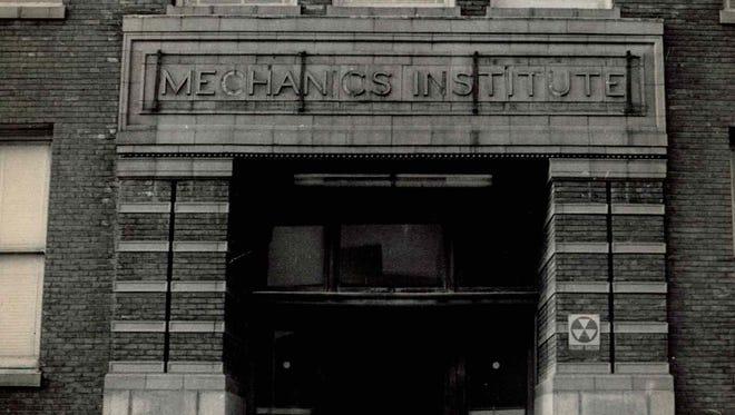 Mechanics Institute.