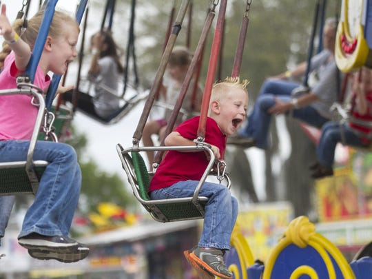 The Southwest Florida & Lee County Fair is back.