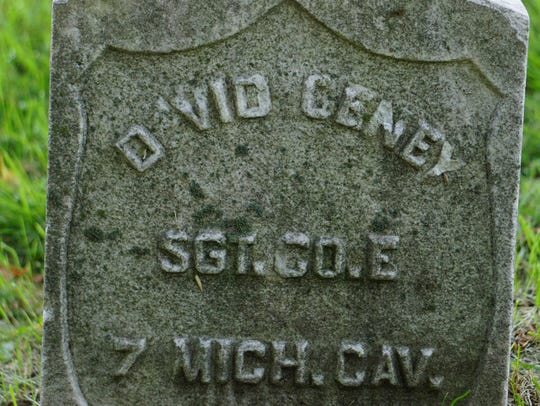 The Redford Cemetery will be the site of next month's