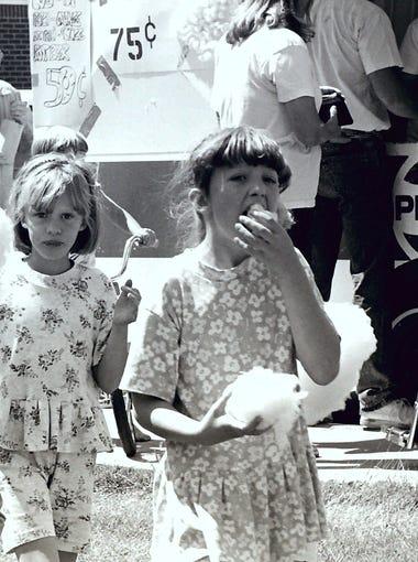 Enterprise Cornfest circa 1992.